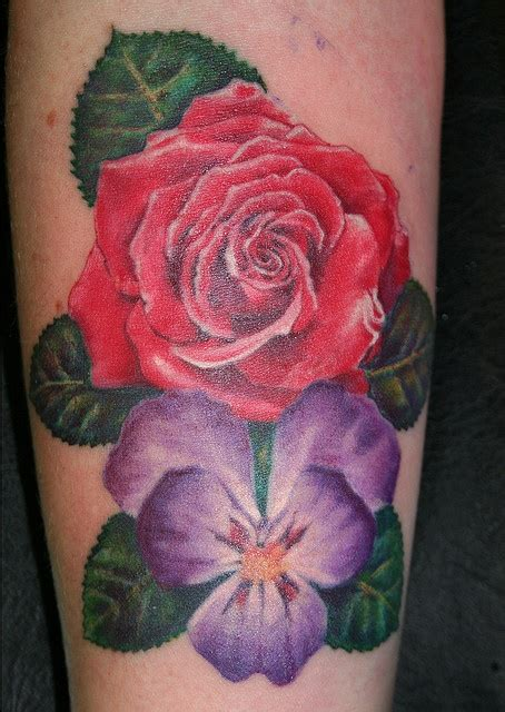 tattoo pictures of violets the 25 best ideas about violet flower tattoos on