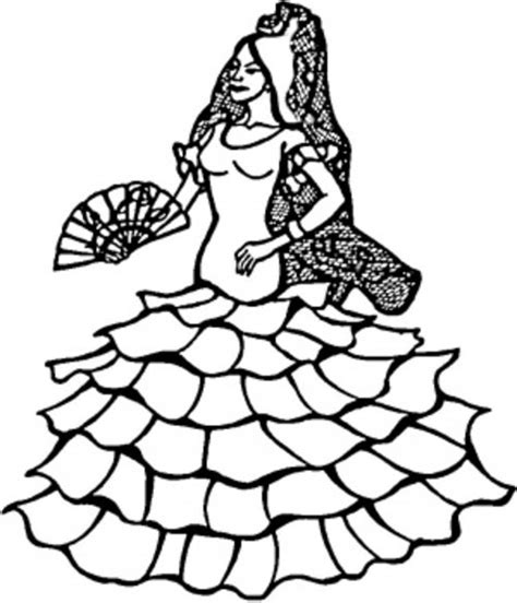Spain Coloring Page coloring pages for gt gt disney coloring pages