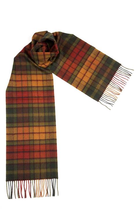luxury scottish tartan scarf by scotweb