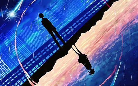 imgur for animes name all you anime fans imgur photo 你的名字 唯美动漫图片桌面壁纸 桌面天下 desktx com