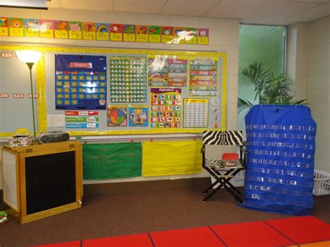 Primary Classroom Decoration Ideas by Miss Thrifty Slp In Which She Saw Lots Of Organization