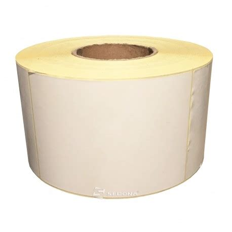 100 x 100 mm label rolls direct thermal 1440 labels roll
