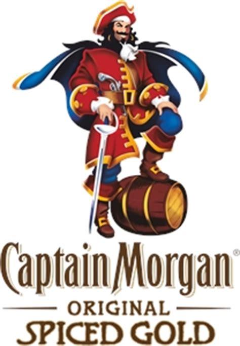 Captain Morgan Logo Vector Svg Free Download Captain Label Template