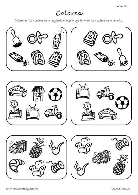 imagenes para trabajar matematicas ejercicios para favorecer la atenci 243 n