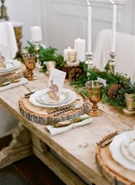 tischdeko weihnachten blooms blooms and blossoms winter wedding inspiration shoot
