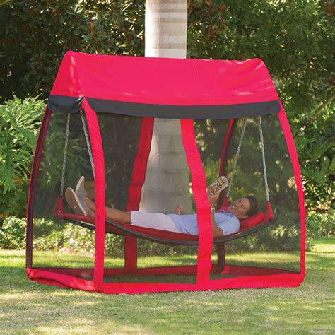 covered hammock bed hammock with mosquito net tent home design garden