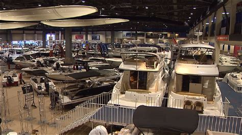 seattle in water boat show seattle boat show there s nothing like being on the