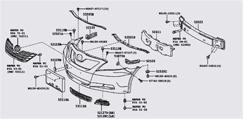 Toyota Camry Parts Diagram Can Anyone Give Me A Front Parts Diagram With Parts
