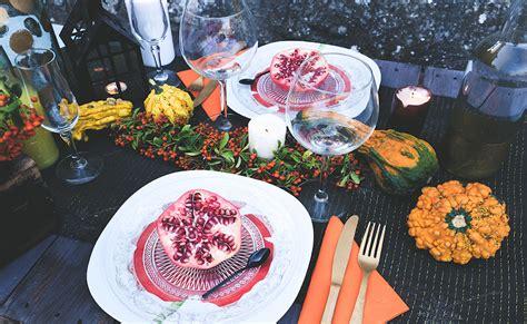 apparecchiare la tavola in autunno come apparecchiare la tavola in autunno al ristorante