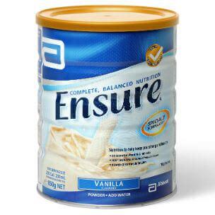 Ensure Vanilla 1000 Gram ensure abbott nutrition australia nutrition ftempo