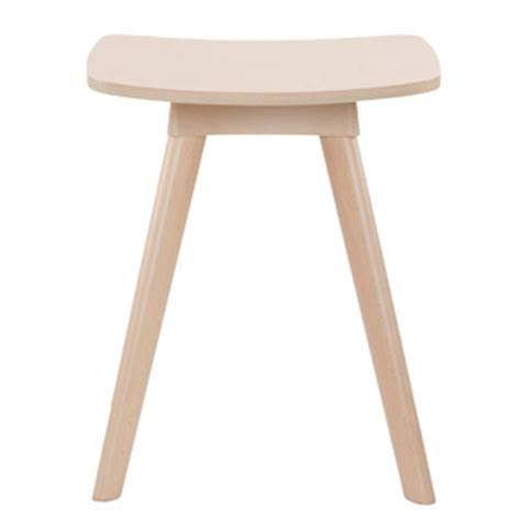 Low Stools by The Contract Chair Company Tecla Low Stool