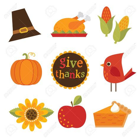 thanksgiving clipart colorful thanksgiving clip 101 clip
