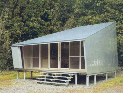 tiny metal homes simply home designs small metal cottage