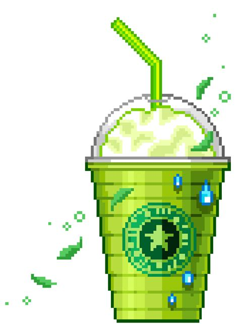 starbucks pixels   Tumblr