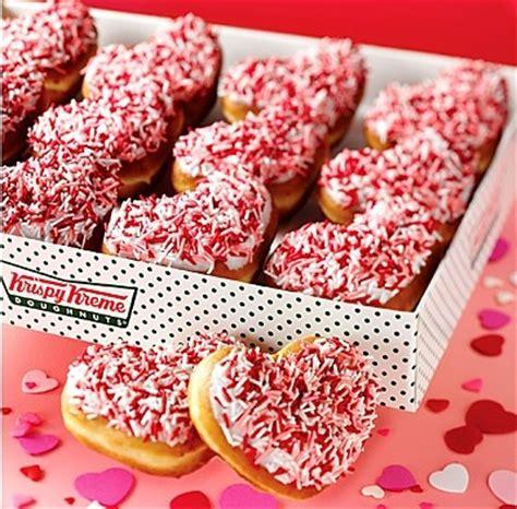 Happy Hearts From Krispy Kreme by Donuts From Krispy Kreme Holidays Valentines Day