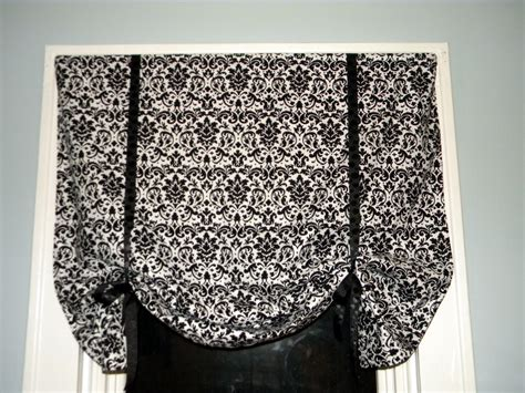 Tie Up Curtains Craft Couture Tutorial Tie Up Curtain