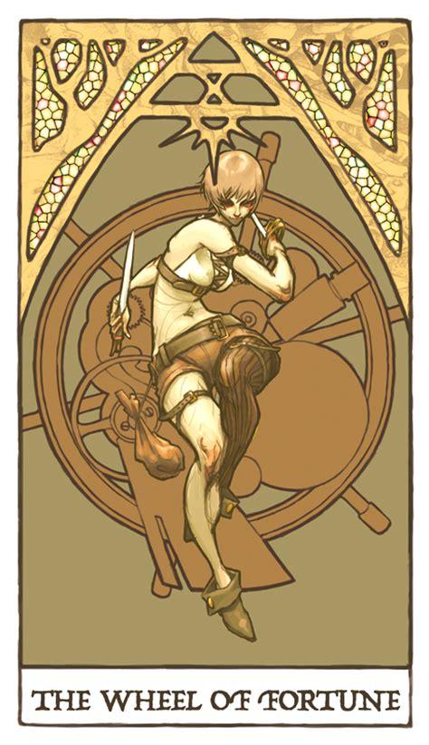 The Tarot Of Vyres Intl cards meaning tarot