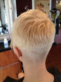 back of pixie hairstyle photos bouncy pixie haircuts side front and back view via short