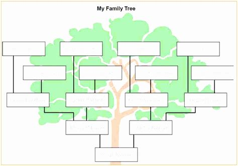 9 Microsoft Word Family Tree Template Free Uwepa Templatesz234 Microsoft Word Family Tree Template
