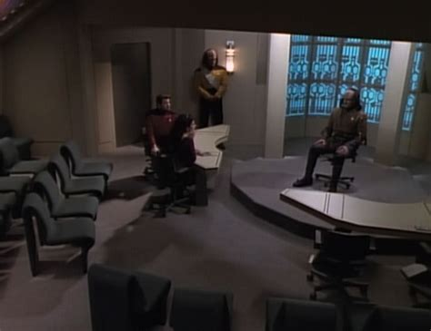 chair in a room wiki interrogation room memory alpha the trek wiki