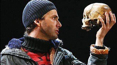david tennant yorick hamlet 260daysofshakespeare