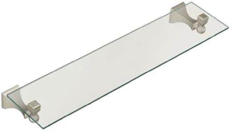 Purchase Moen Dn8390bn Retreat Glass Shelf Brushed Nickel Bathroom Glass Shelves Brushed Nickel