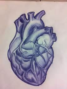 tattoo realistic heart heart tattoo on pinterest anatomical heart anatomical