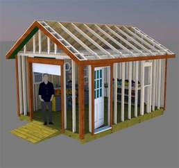 how to build a boat storage shed 12x16 gable storage shed plans with roll up shed door