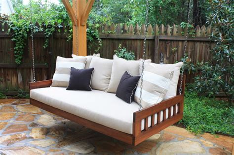 Traditional Bedswing by Southern Komfort Bedswings   Traditional   Patio Furniture And Outdoor