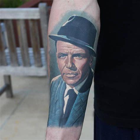 frank sinatra tattoo frank sinatra by steve butcher tattoos