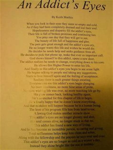 tion poem this poem will your if you addiction poem this poem will your if you Addi