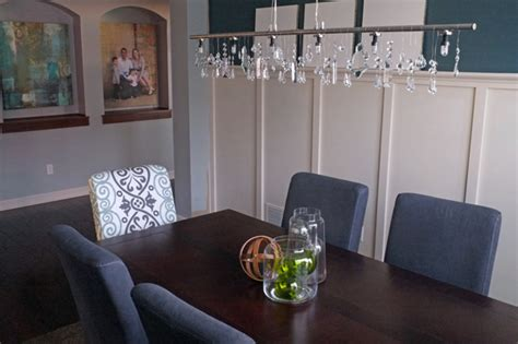 diy dining room chandelier diy linear chandelier teal and lime by jackie