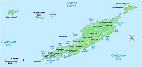 anguilla map file anguilla map svg