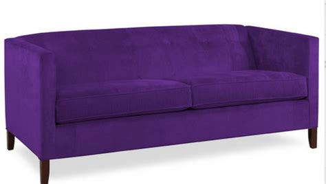 cute couches 7 beautiful purple sofas for your living room cute furniture