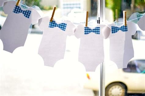 Bow Tie Baby Shower Decorations by Bow Tie Baby Shower Planning Ideas Decor Idea