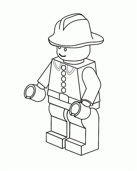 Lego Coloring Page Lego Birthday Ideas Pinterest Lego Colouring Pages For