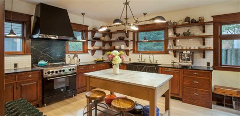 Soapstone Countertops Portland Oregon by Baroque Soapstone Sink Trend Portland Craftsman Kitchen