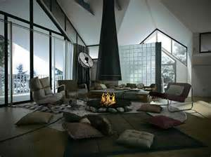 Kitchen With Fireplace Designs 26 small inspiring living room designs decoholic