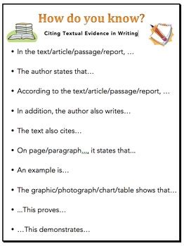 Cite Textual Evidence Worksheet by All Worksheets 187 Citing Text Evidence Worksheets Free