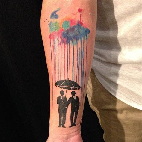 gay tattoo ideas best 25 pride tattoos ideas on