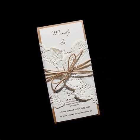 style wedding invites rustic vintage style wedding invitations astijano