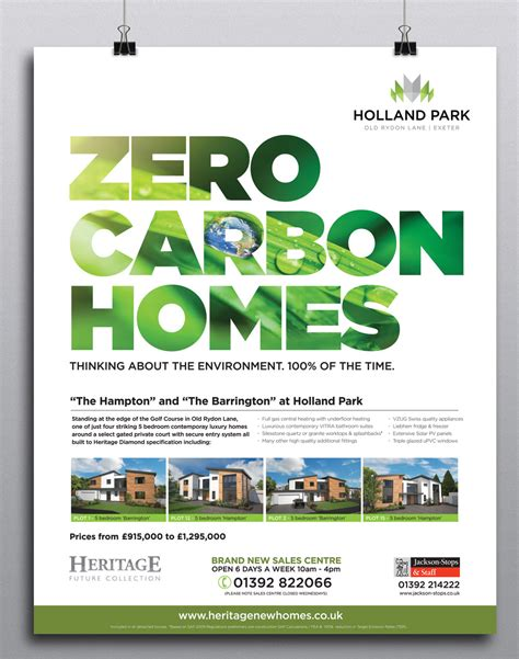 Home Designs On A Budget Ideas zero carbon homes advert property development advertisment