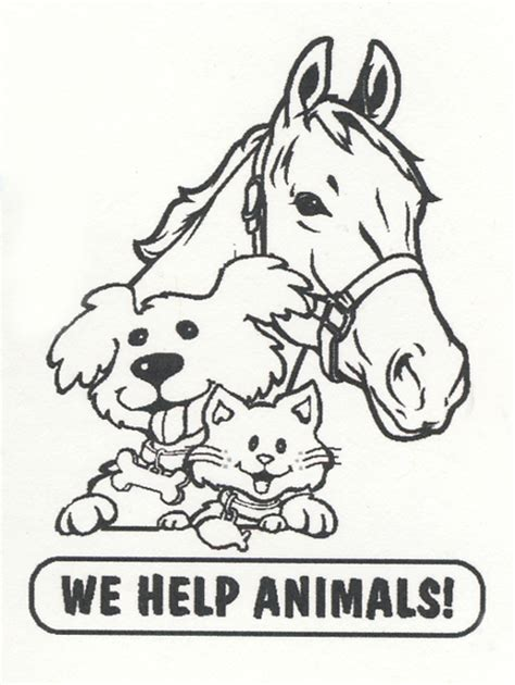 coloring pages of horses and puppies home www petsohio com