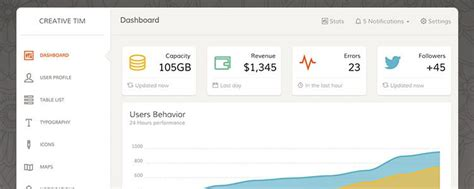 simple bootstrap templates for admin panel 20 free bootstrap admin dashboard themes