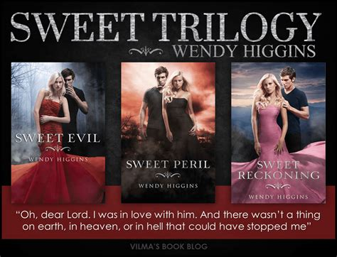 Sweet Peril Series 2 Paranormal Week Day 2 Spotlight On Wendy Higgins And The
