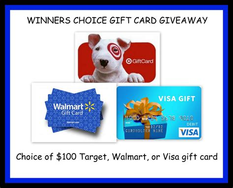 Visa Gift Card Walmart - money money money who wants to win giveaway our
