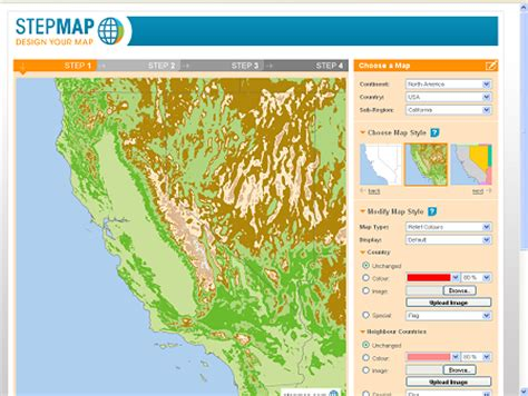 free interactive us map for website mapcruzin free gis tools resources and maps create free