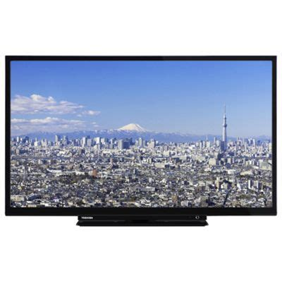 Tv Led Toshiba 24 Inch Hd buy toshiba 24w1753d 24 inch hd ready led tv with freeview hd from our toshiba tvs range tesco