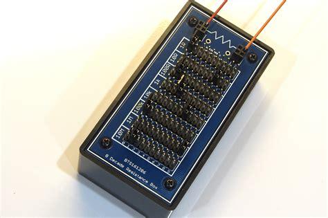 resistance decade box extech resistor decade box diy 28 images extech instruments resistance decade box 380400 the home