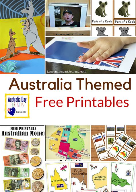 montessori printables uk australia themed free printables montessori free
